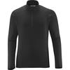 Salomon DISCOVERY HZ TR MIDLAYER M Herr - BLACK/DARK CLOUD