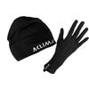 LW BEANIE/LINER GLOVES SET 1