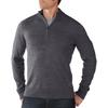 Smartwool MEN' S KIWA RIDGE HALF ZIP Herr - MEDIUM GREY HEATHER