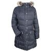 Barbour BUOY QUILT Dam - BLACK