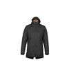 Alchemy Equipment LAMINATED WOOL INSULATED PARKA Herr - CHARCOAL FLANNEL