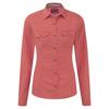 Craghoppers NOSILIFE DARLA LONG-SLEEVED SHIRT Dam - SUNSET