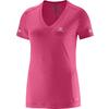 Salomon PARK TEE W Dam - HOT PINK