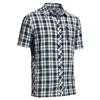 M COMPASS SS SHIRT PLAID 1