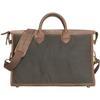 Barbour BELSAY BRIEFCASE - OLIVE