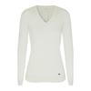 COTTON CASHMERE V NECK 1