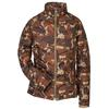 Barbour BATELEUR QUILT JACKET Dam - ORANGE