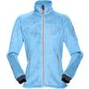 Norröna W LOFOTEN WARM2 HIGH LOFT JACKET Dam - ICE BLUE