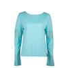 Skhoop PAX L/S TEE Dam - LIGHT BLUE