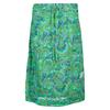 Skhoop JANA LONG SKIRT Dam - GREEN