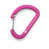 Northern Well LOOP CARABINER - CERISE