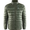 Haglöfs ESSENS III DOWN JACKET MEN Herr - NORI GREEN/JUNIPER