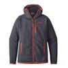 Patagonia M' S DUAL ASPECT HOODY Herr - FORGE GREY
