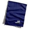 Mission ENDURACOOL TECH KNIT TOWEL - NAVY
