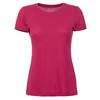 Super Natural W BASE TEE 175 Dam - BRIGHT ROSE