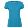 Super Natural W BASE TEE 175 Dam - INFINITE TURQUOISE