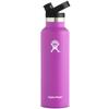 Hydro Flask STANDARD MOUTH SPORT 621ML Unisex - RASPBERRY