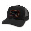 Simms HIGH CROWN PATCH TRUCKER Herr - BLACK