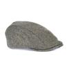HERRINGBONE TWEED CAP 1