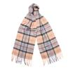 Barbour MERINO CASHMERE TARTAN SCARF - DRESS