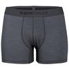 Super Natural M BASE MID BOXER 175 2-PACK Herr - QUIET SHADE MELANGE