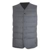 Alchemy Equipment LIGHTWEIGHT PERFORMANCE DOWN VEST Herr - GREY