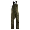 Grundéns DARK &  STORMY BIB TROUSERS Unisex - OLIVE NIGHT
