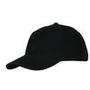 Stetson BASEBALL CAP COTTON Unisex - BLACK