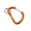 Naturkompaniet CARABINER SMALL - ORANGE