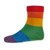 Bola MERINO PATTERN SOCK KIDS Barn - RAINBOW