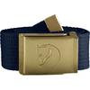 Canvas Brass Belt 4cm 1