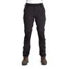 Is Not Enough MAIA SOFTSHELL PANTS Dam - JET BLACK