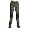 Is Not Enough MEDEA TREKKING PANTS Dam - FOREST NIGHT
