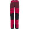 Is Not Enough ATHENA TREKKING PRO PANTS Dam - RED BUD