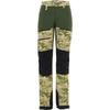 Is Not Enough ATHENA TREKKING PRO PANTS Dam - AVOCADO CAMO