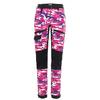 Is Not Enough MEDEA TREKKING PANTS Dam - HELIOTROP CAMO