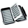 LARGE 16-ROW WP FLY CASE W FLIP PAGE 1
