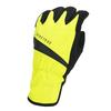 Sealskinz ALL WEATHER CYCLE GLOVE Unisex - NEON YELLOW/BLACK