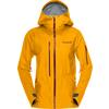 Norröna LOFOTEN GORE-TEX ACTIVE JACKET (W) Dam - ORANGE CRUSH