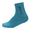 Woolpower KIDS SOCKS LOGO 400G Barn - DOLPHINE BLUE