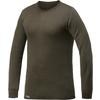 Woolpower CREWNECK 200 - PINE GREEN