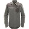 Haglöfs TIDE INSULATED SHIRT MEN Herr - MAGNETITE