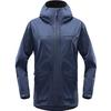 Haglöfs ECO PROOF JACKET WOMEN Dam - TARN BLUE