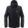 Haglöfs L.I.M PROOF MULTI JACKET MEN Herr - TRUE BLACK SOLID