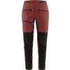 Haglöfs RUGGED FLEX PANT WOMEN - MAROON RED/TRUE BLACK