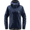 Haglöfs L.I.M PROOF MULTI JACKET WOMEN Dam - TARN BLUE