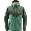 Haglöfs L.I.M PROOF MULTI JACKET Herr - FJELL GREEN/TRAIL GREEN