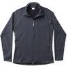 Houdini M' S OUTRIGHT JACKET Herr - ROCK BLACK