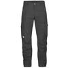 Fjällräven ÖVIK TROUSERS W. Dam - DARK GREY