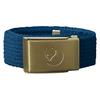 Fjällräven KIDS CANVAS BRASS BELT Barn - LAKE BLUE